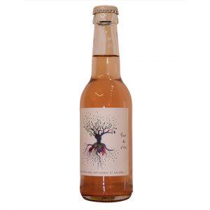 Château PUECH REDON, Pour de Vrai, Pétillant Naturel Biologique, Rosé, 2019 – 12 bouteilles 25cl